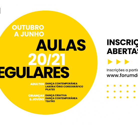 Forum Dança - Aulas Regulares 2020/21