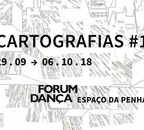 Forum Dança - Cartografias #1