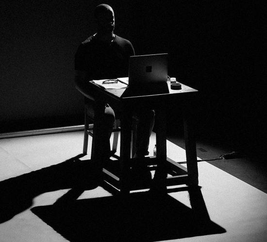 João Fiadeiro | Forum Dança - Cartografias #4 - Para Além dos Textos do Corpo