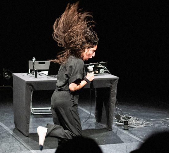 Maurícia Barreira Neves | Forum Dança - Cartografias #4 - Para Além dos Textos do Corpo