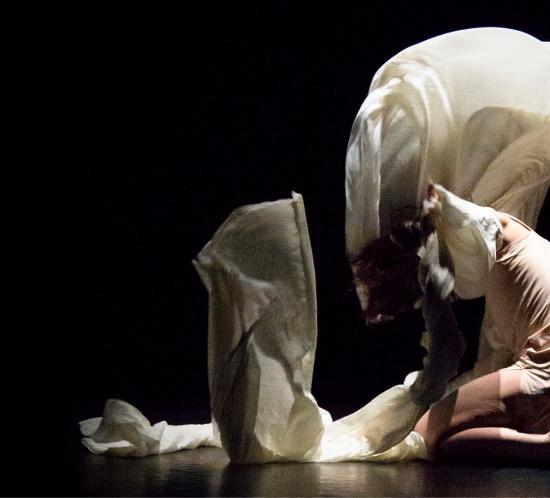 Forum Dança - Workshop Butoh 2021 - Yael Karavan